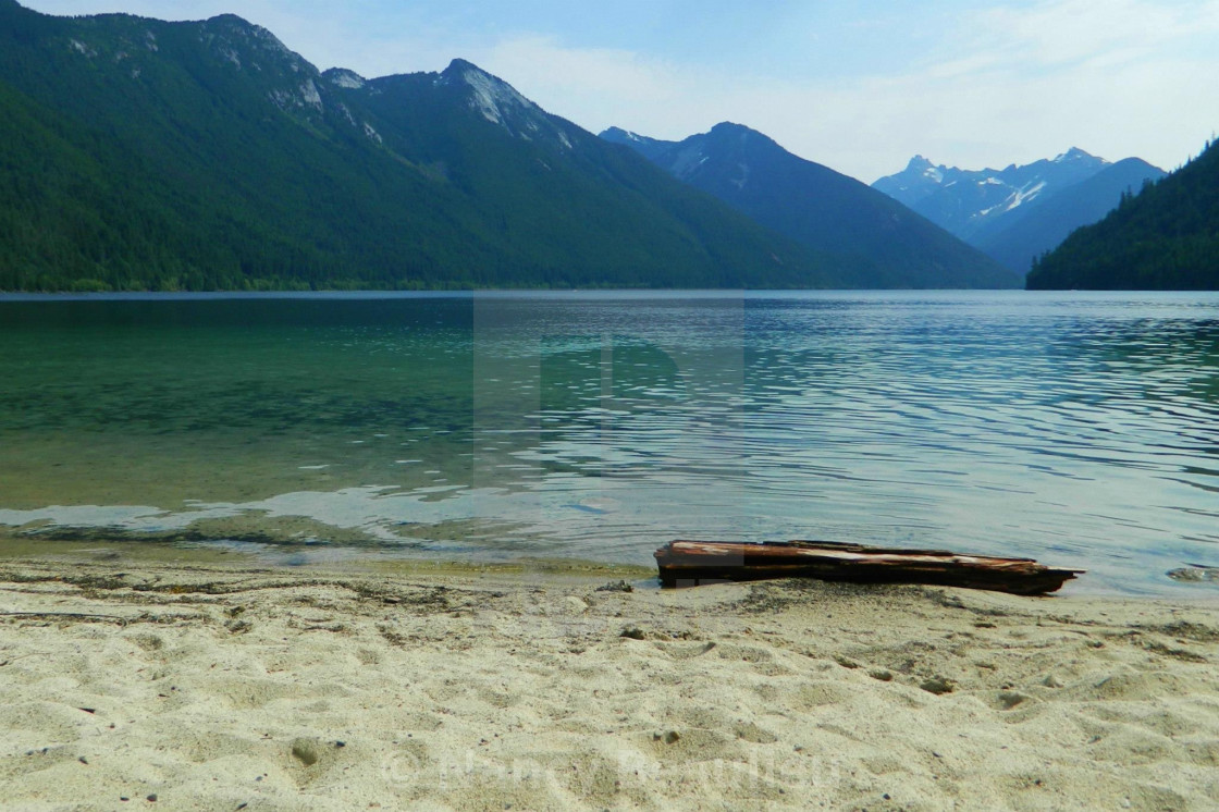 """Chilliwack Lake"" stock image"