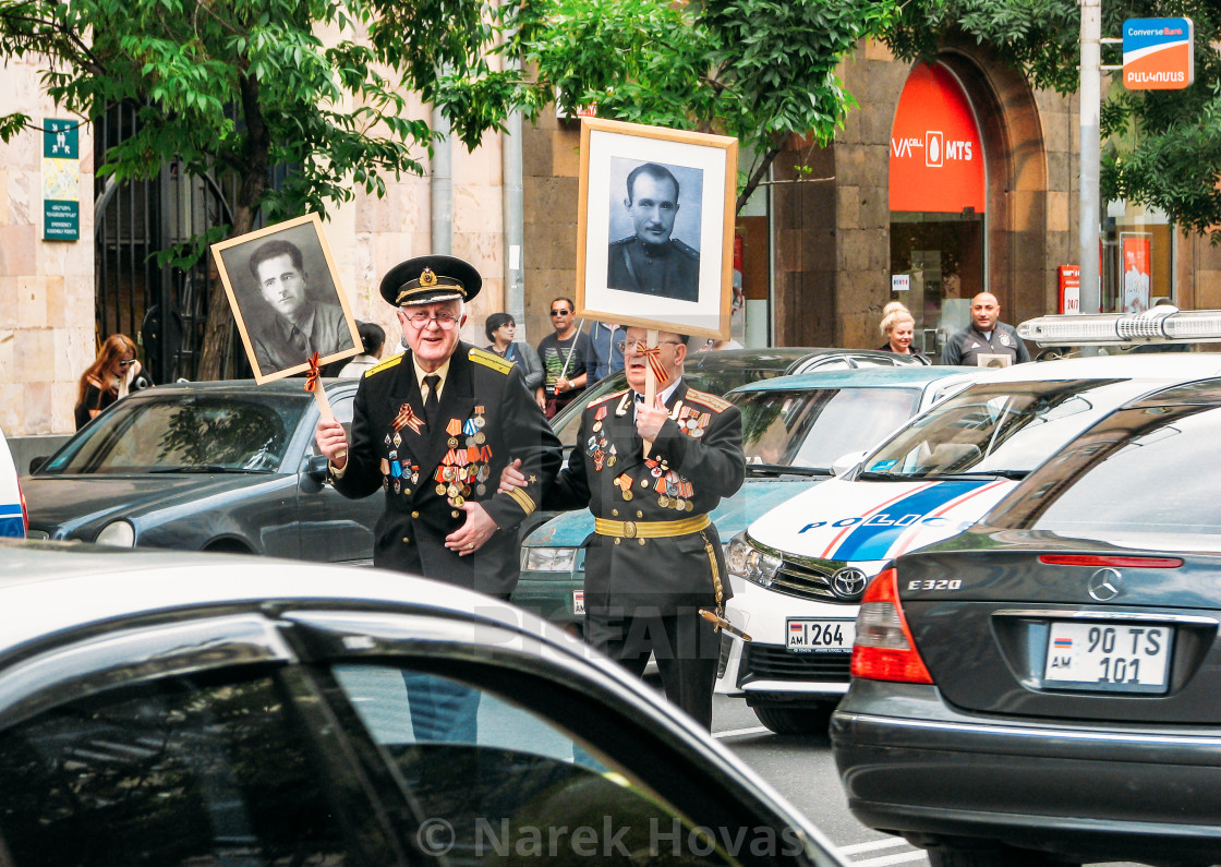 """""""Victory day (May 9)"""" stock image"""