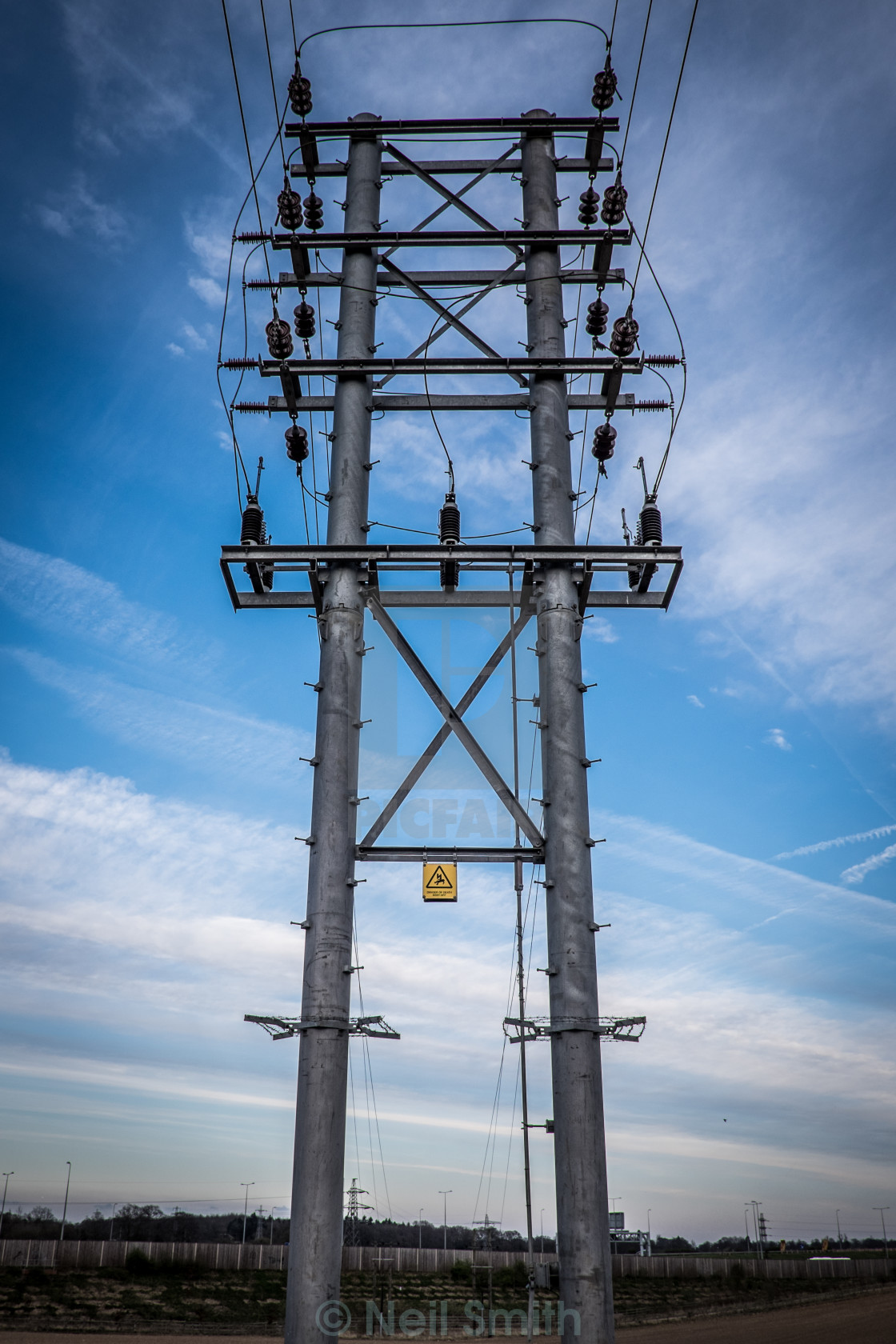 """Pylon 2"" stock image"