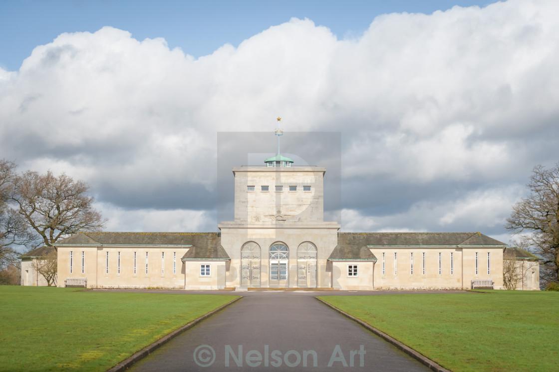 """Air Forces Memorial"" stock image"