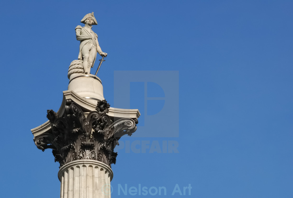 """Lord Nelson"" stock image"