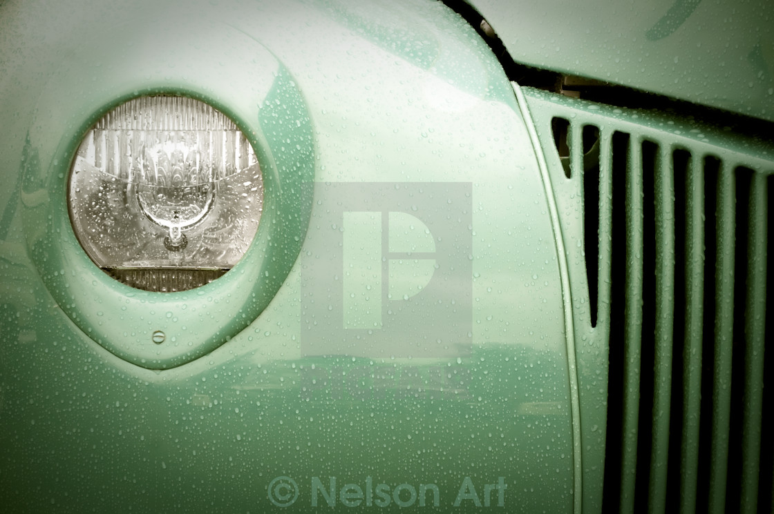 """light and grille"" stock image"