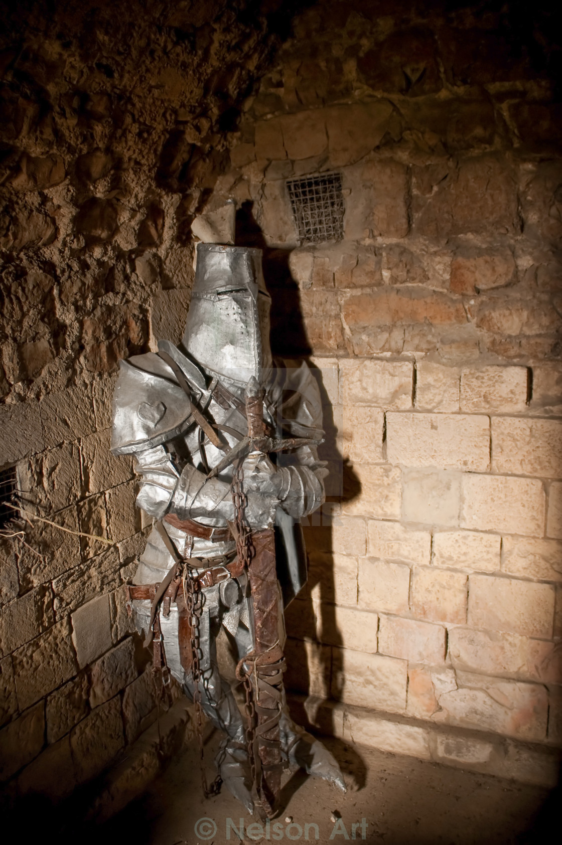 """knight in armor"" stock image"