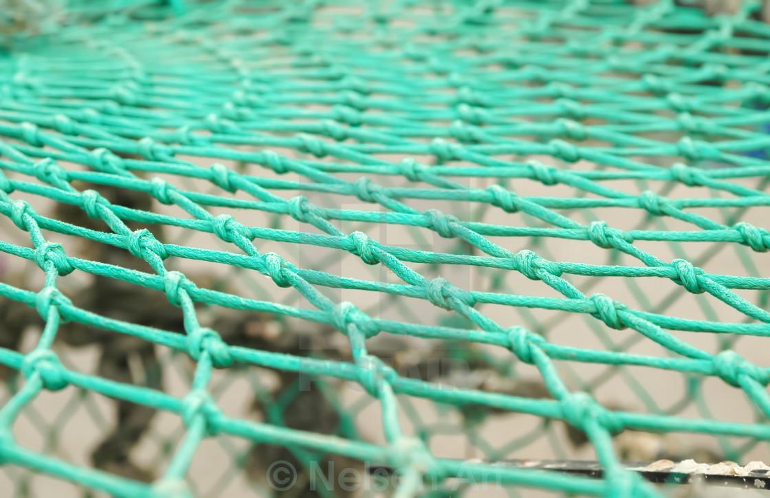 """fishing net"" stock image"