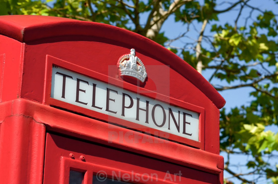 telephone box - License, download or print for £6 20 | Photos | Picfair