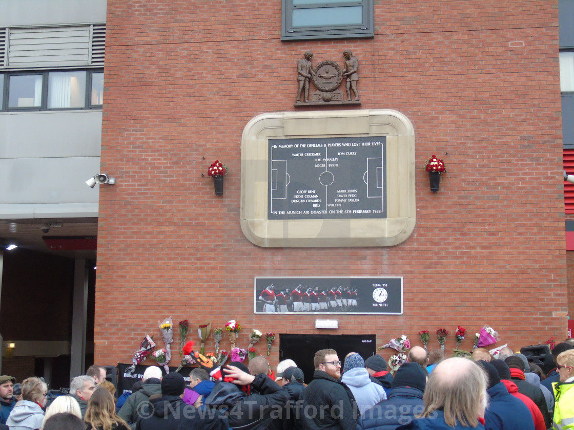 """""""Munich Memorial Day Manchester"""" stock image"""
