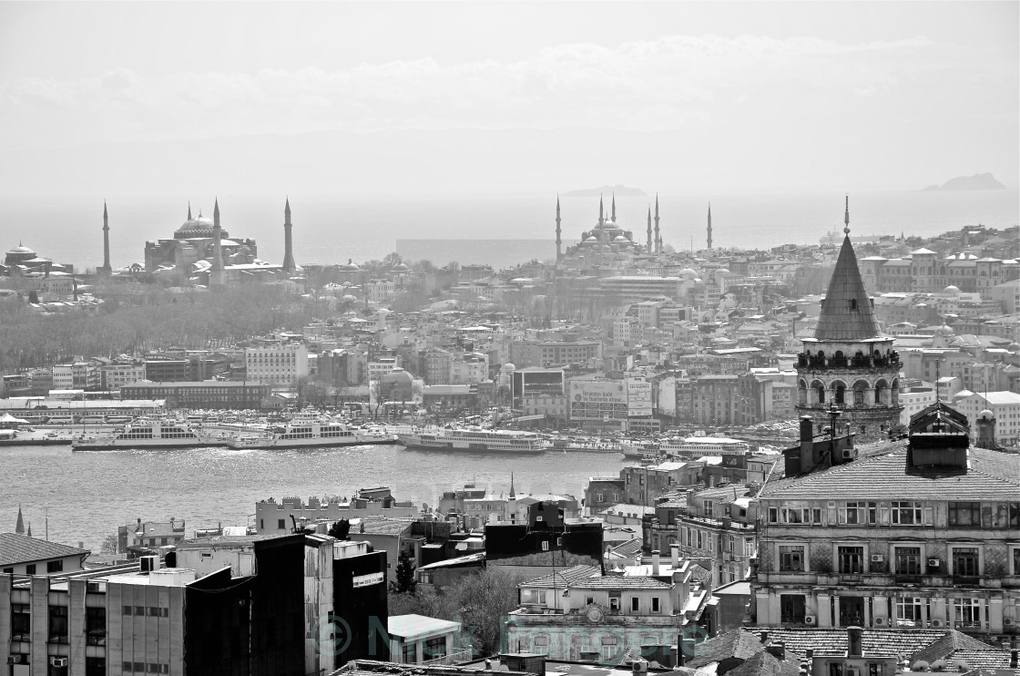 """Simply Istanbul"" stock image"