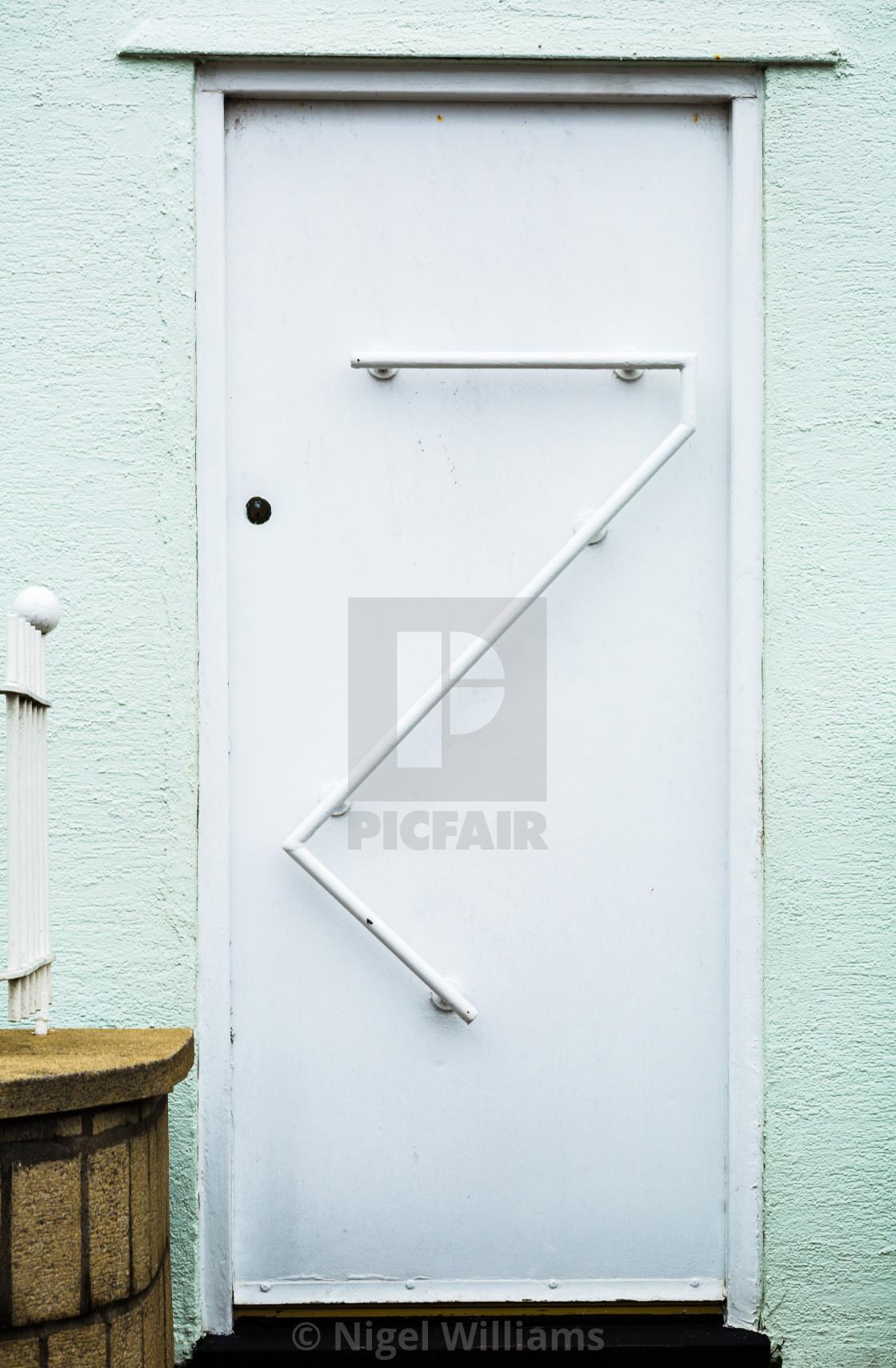 """""""Door Abstract"""" stock image"""