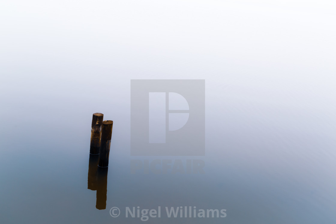 """Floating Abstract"" stock image"