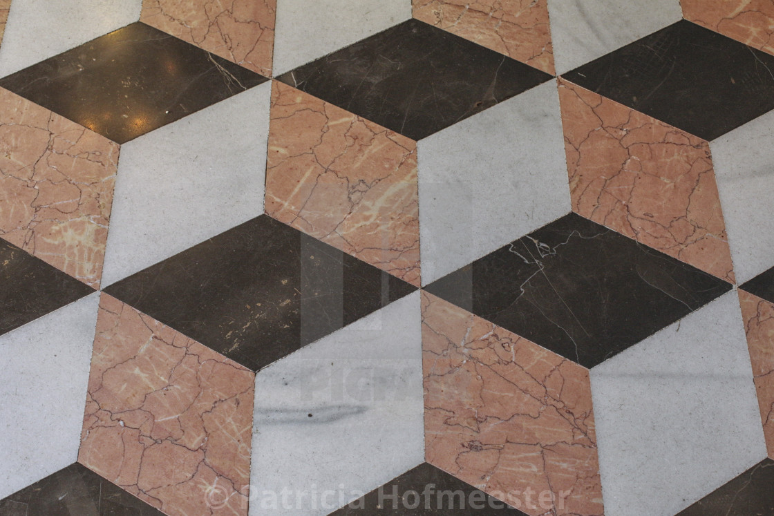 Antique optical illusion floor tiles as background license for antique optical illusion floor tiles as background stock image ppazfo