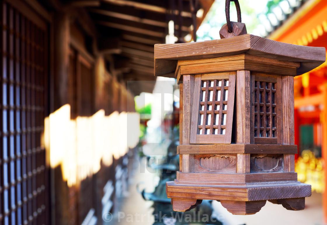 Japanese Wooden Lantern License Download Or Print For 1240