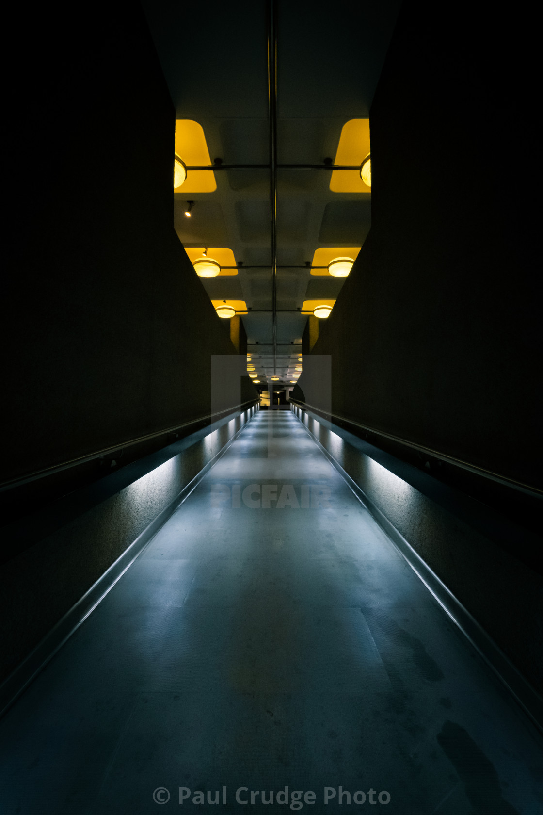 """""""Barbican Centre 3"""" stock image"""