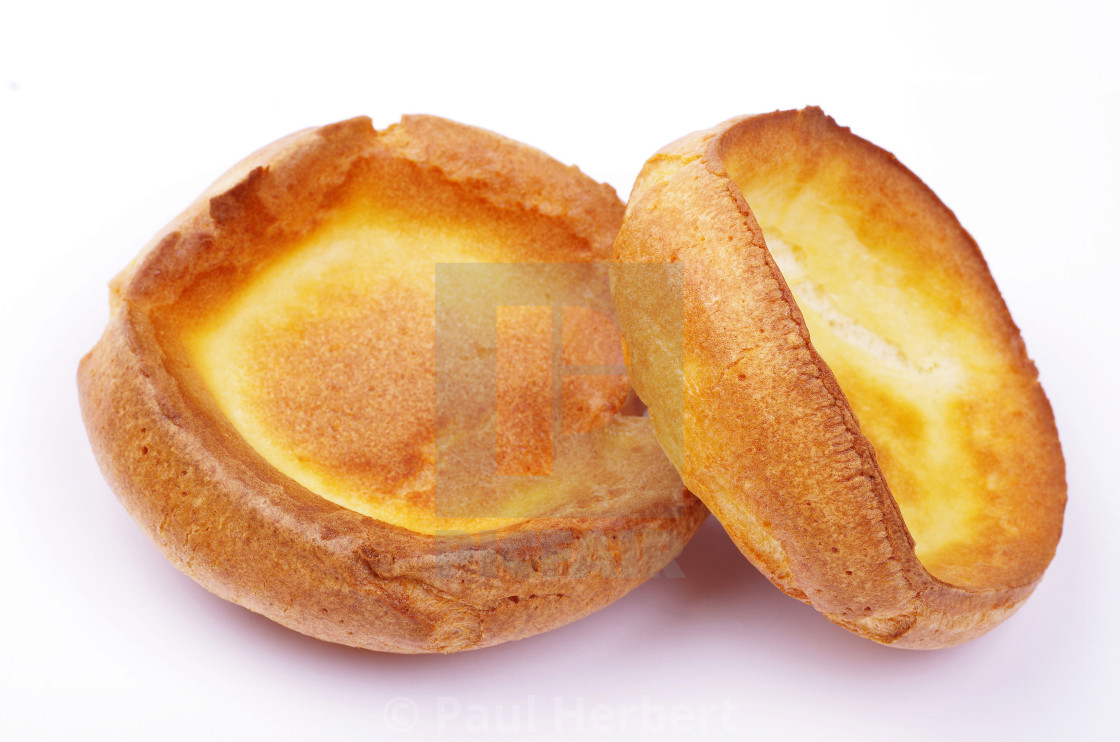 """yorkshire puddings"" stock image"