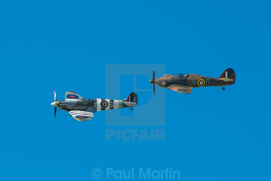 """""""Battle of Britain Remembered"""" stock image"""