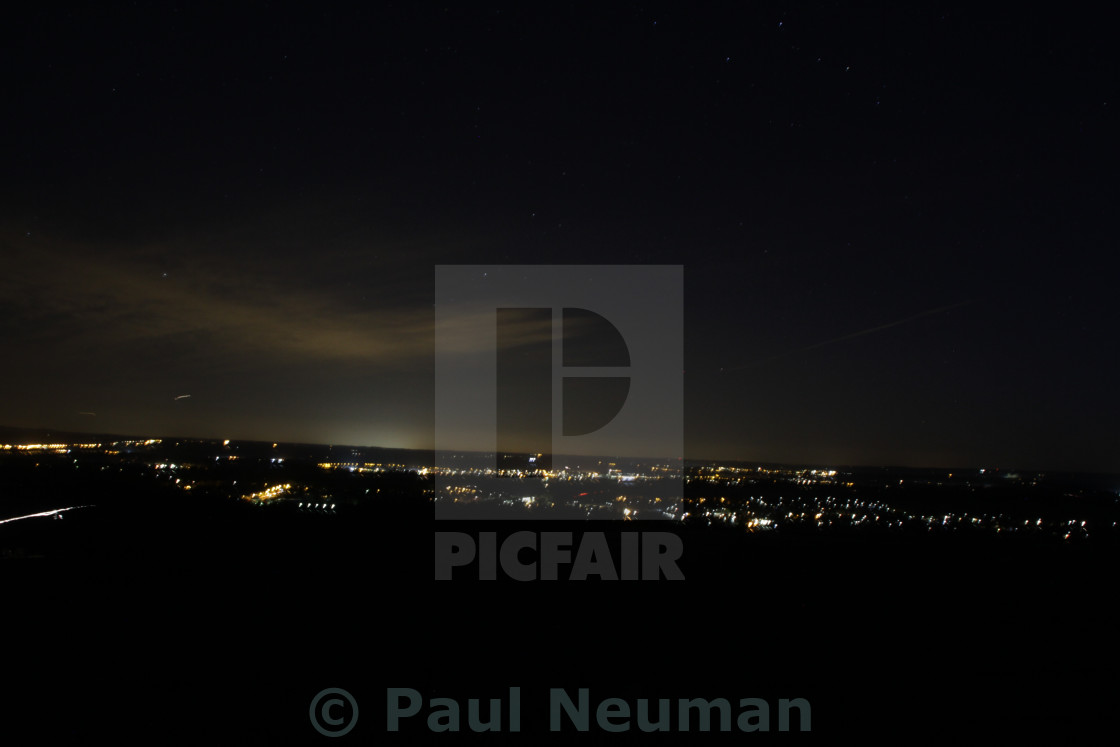 light pollution - License, download or print for £6 20