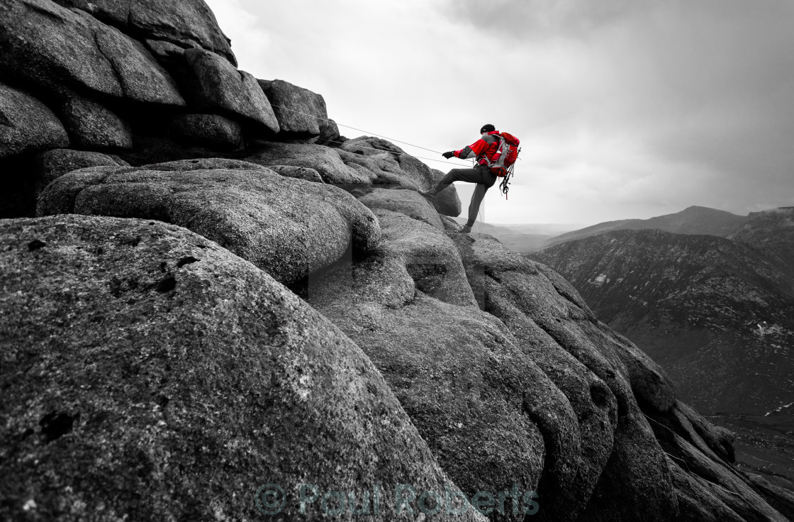 Don't look down - License, download or print for £11 15 | Photos