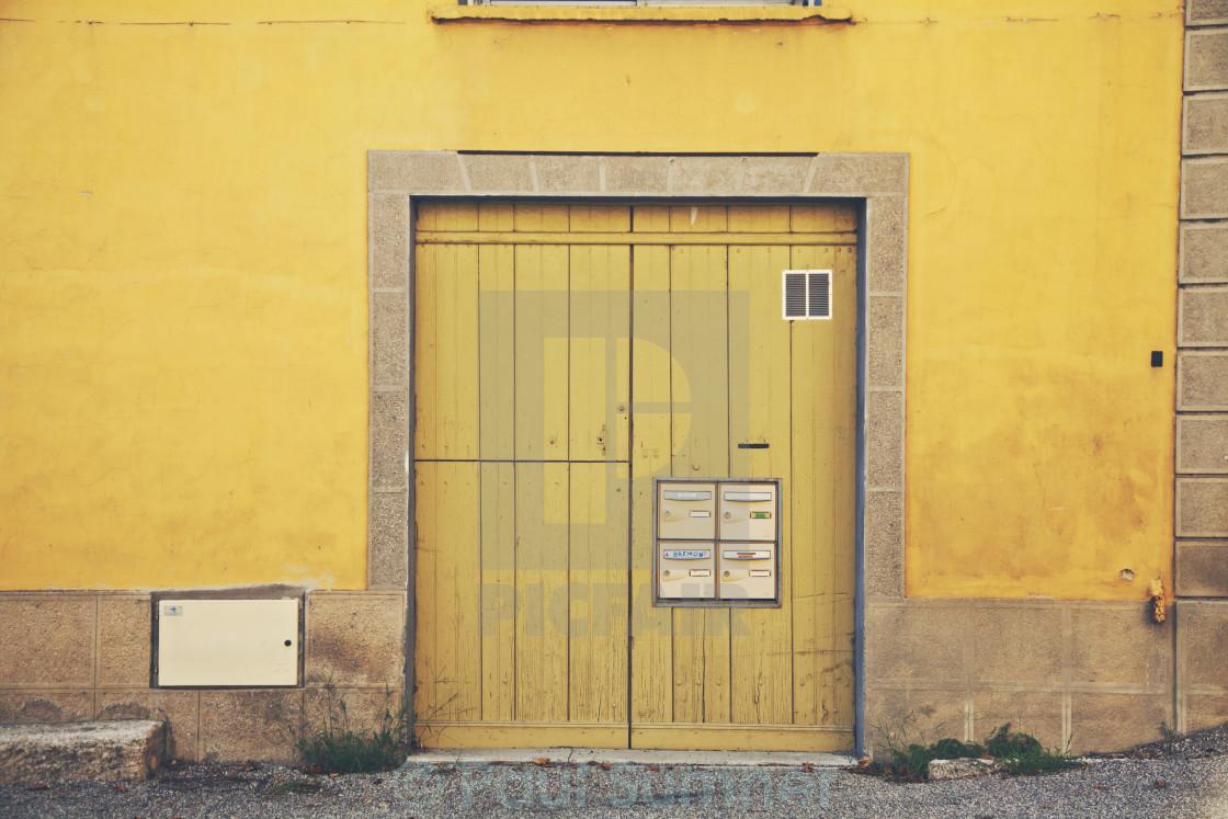 """Yellow"" stock image"