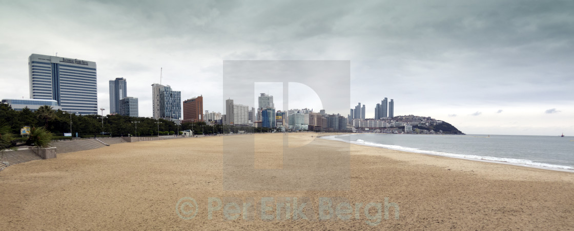 """Busan, South Korea"" stock image"