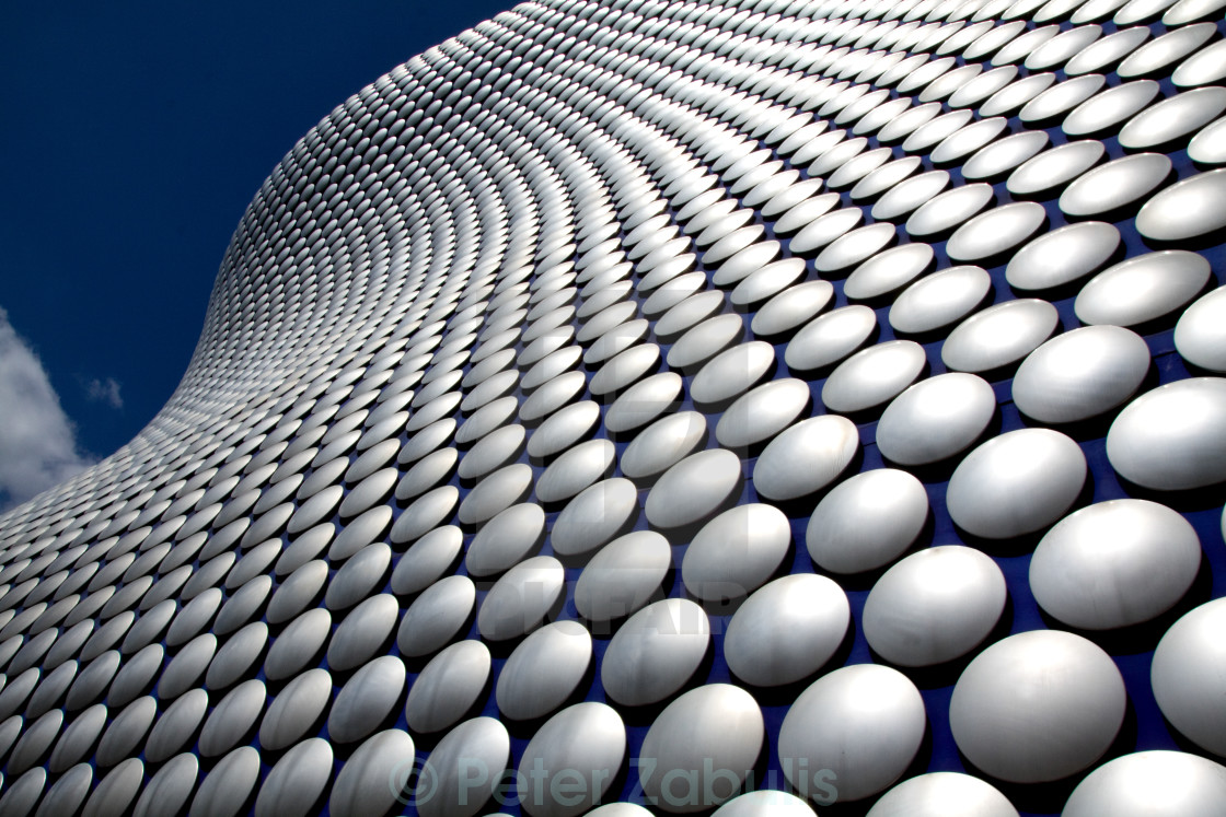 """Selfridges - Birmingham #1"" stock image"