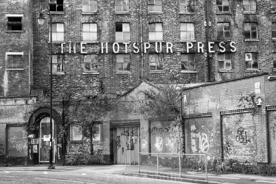 """The Hotspur Press"" stock image"