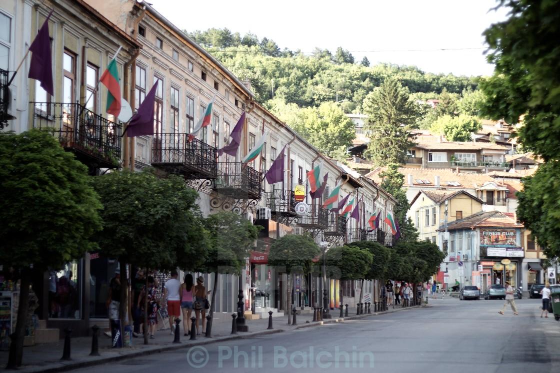 """""""Veliko Tarnovo"""" stock image"""