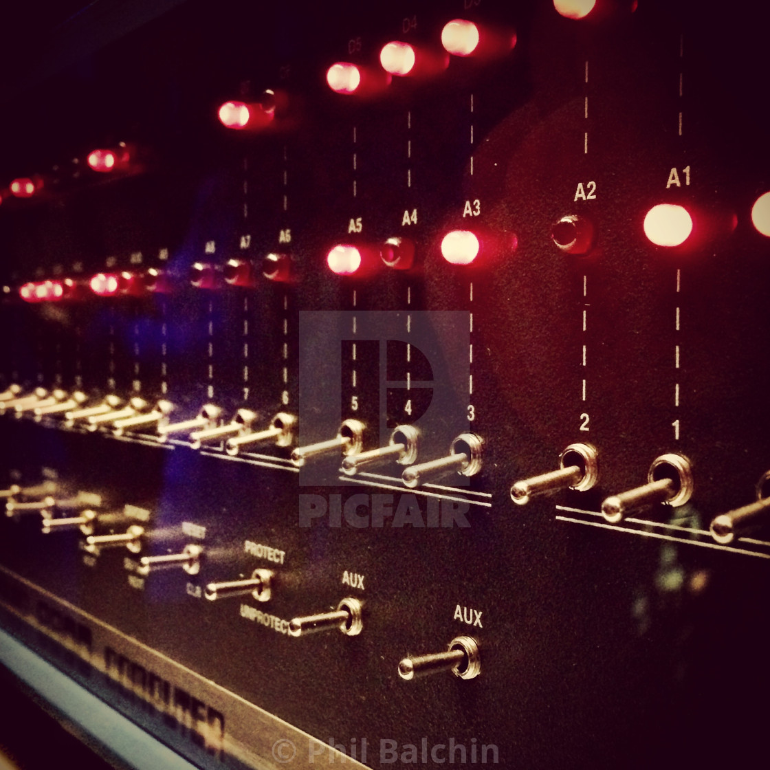 """An Altair 8800"" stock image"