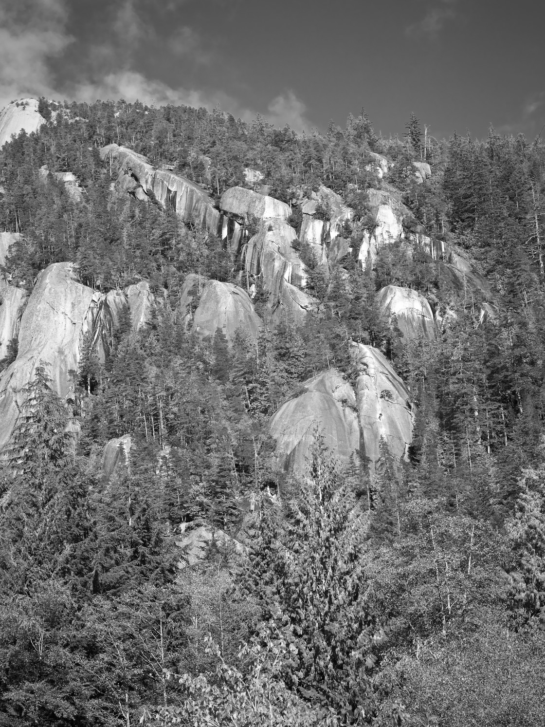 """Rocky outcrop"" stock image"