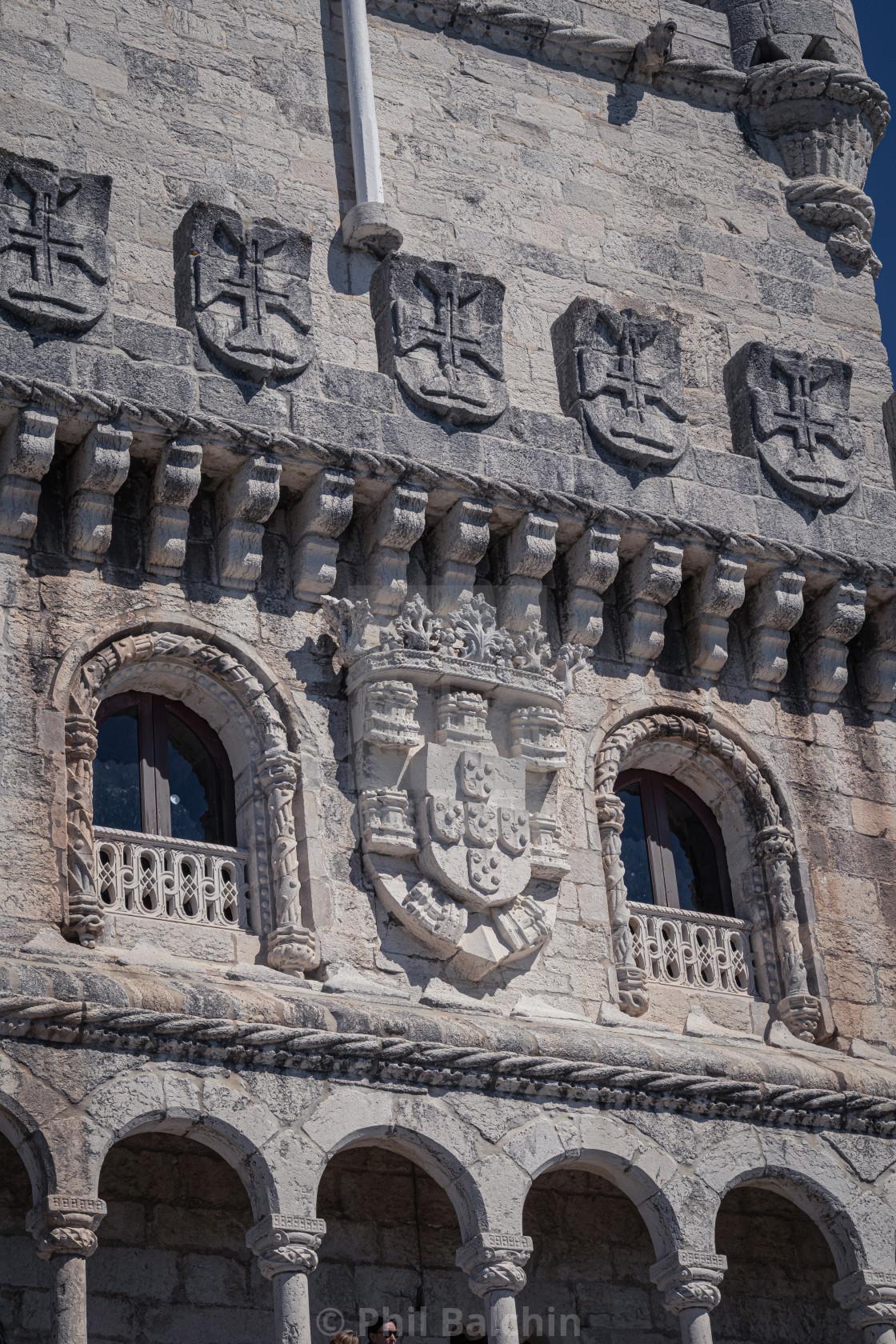 """Torre de Belém"" stock image"