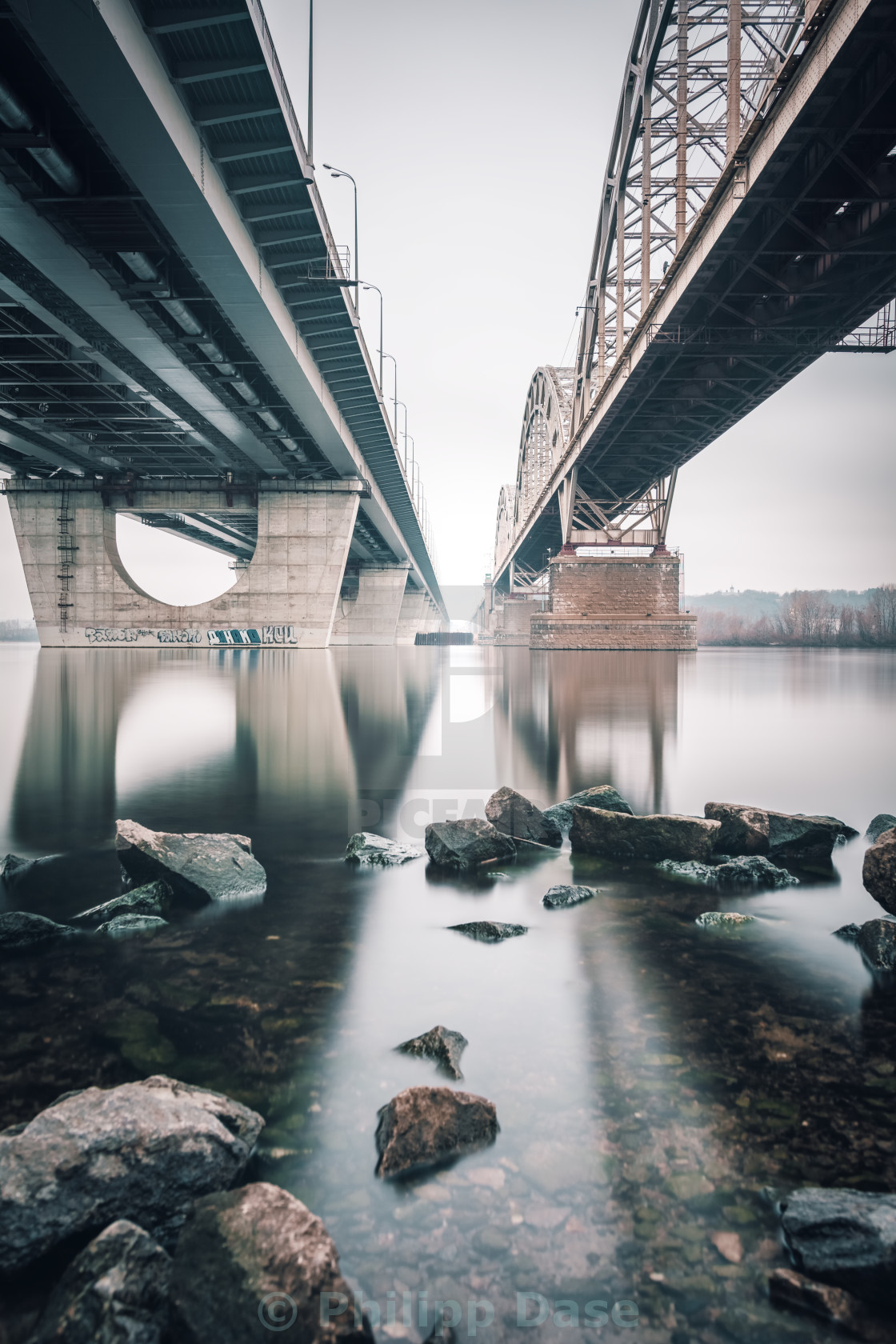 """New Darnystkyi Bridge II 