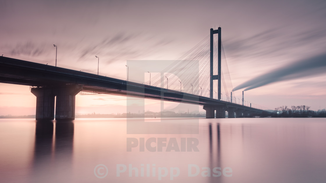 """Pivdennyi Bridge 