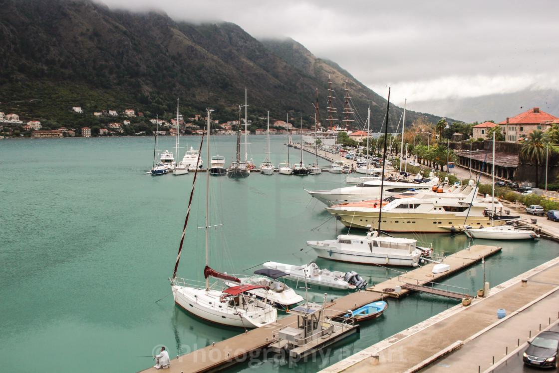 """""""Kotor, Montenegro"""" stock image"""