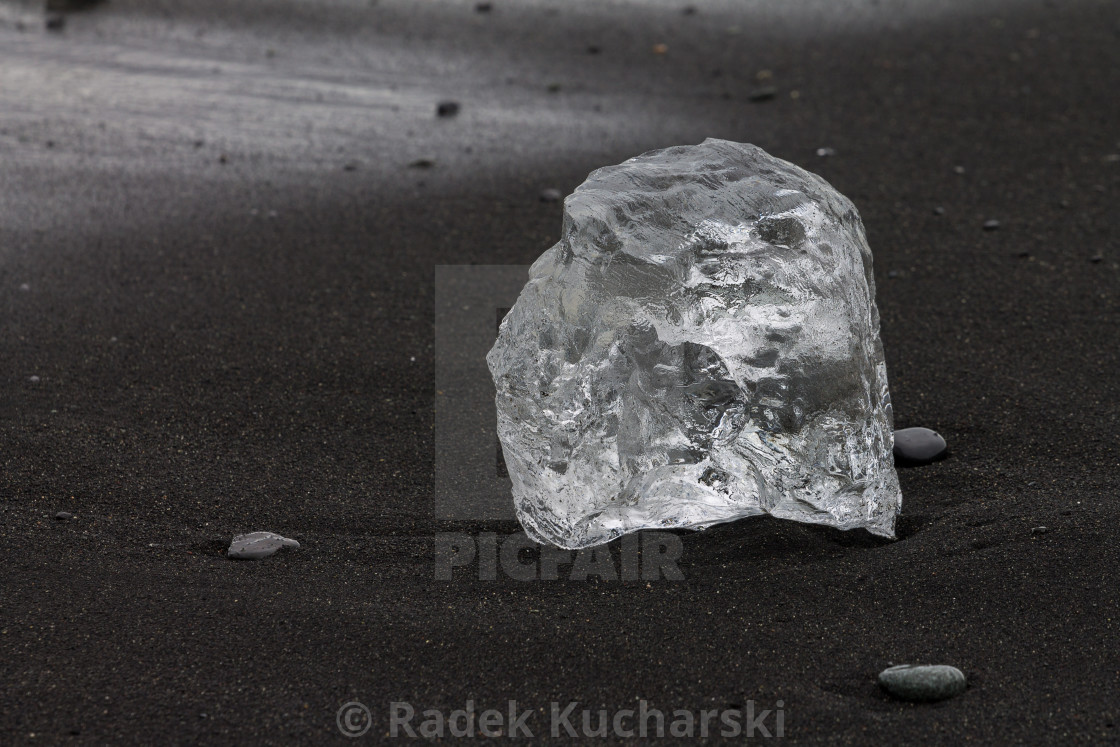 """Ice crystal"" stock image"