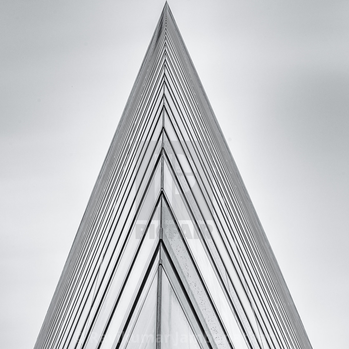 """Triangles"" stock image"