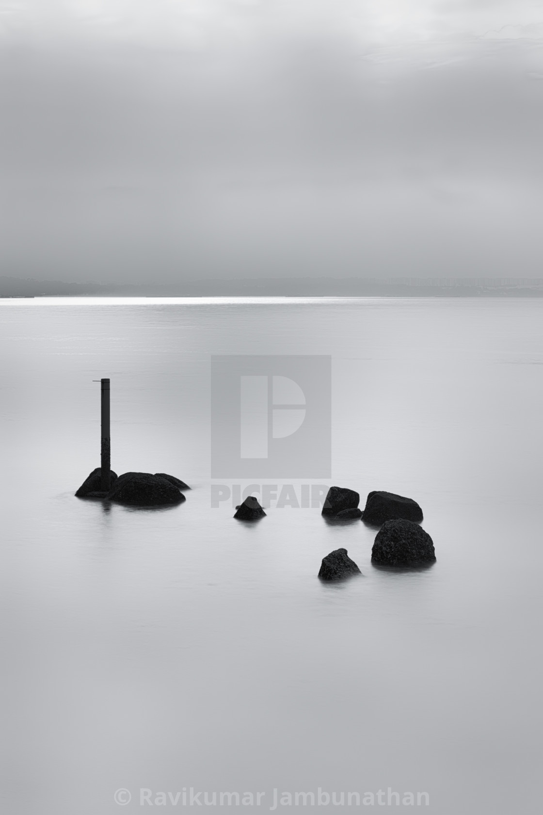"""Beautiful Boulders - Study 7"" stock image"