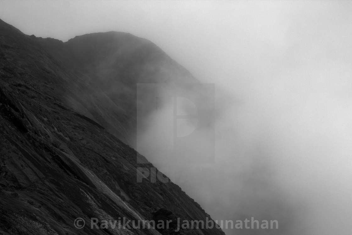 """""""Anamudi Peak"""" stock image"""