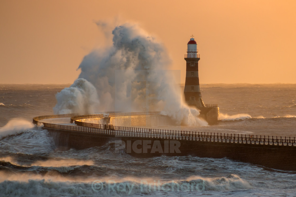 """Rough Roker"" stock image"