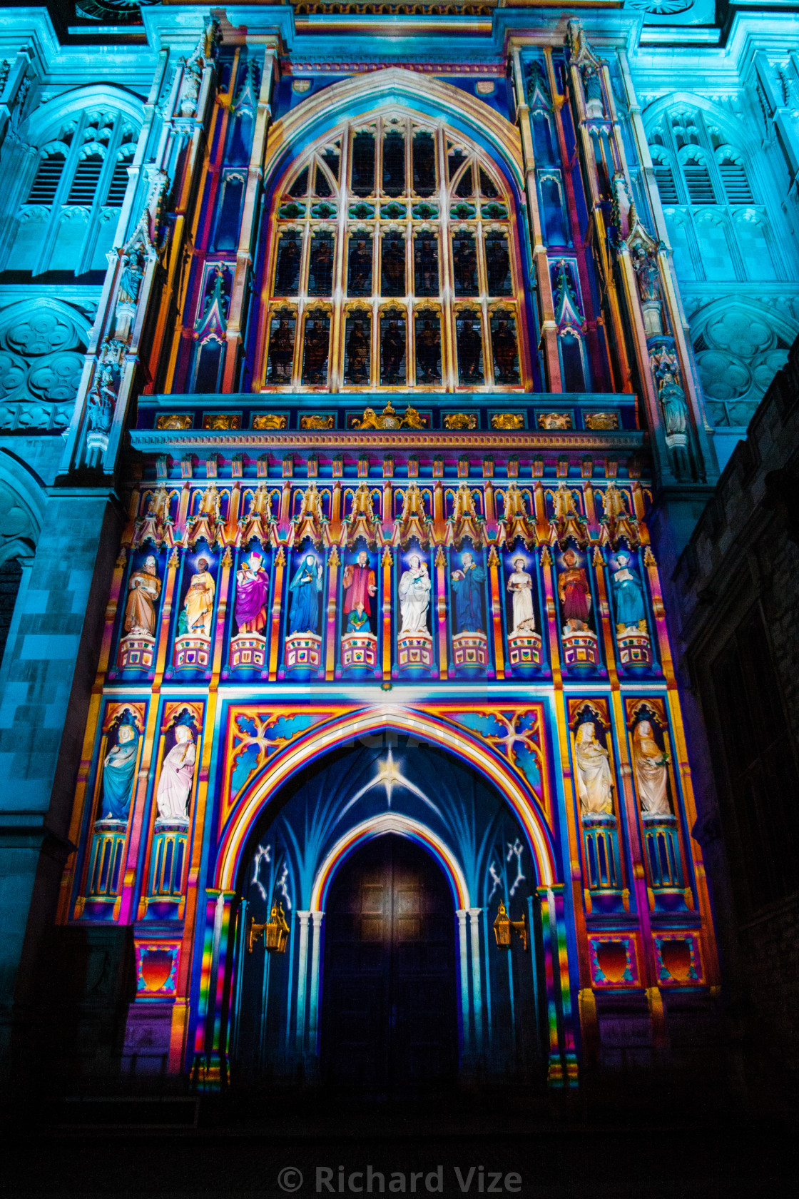 """Westminster Abbey"" stock image"