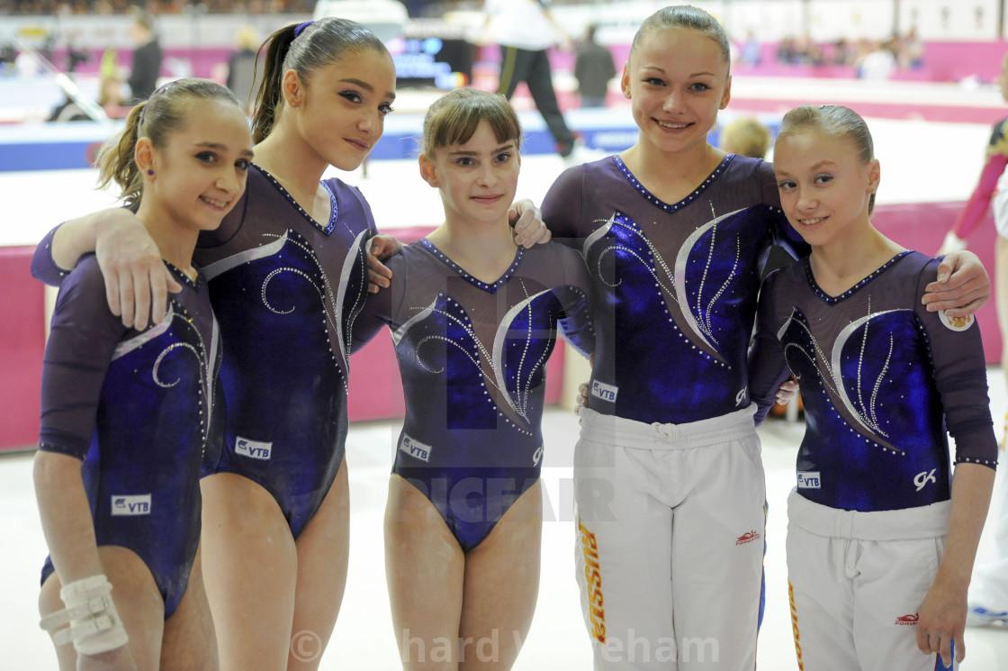European Championships Gymnastics - Brussels - License, download or