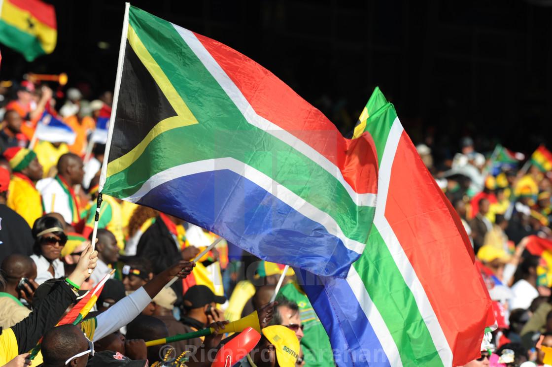 Pretoria South Africa 13-6-2010: World Cup football South