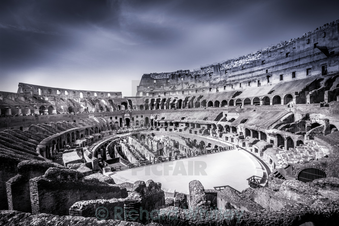 """Colosseum"" stock image"