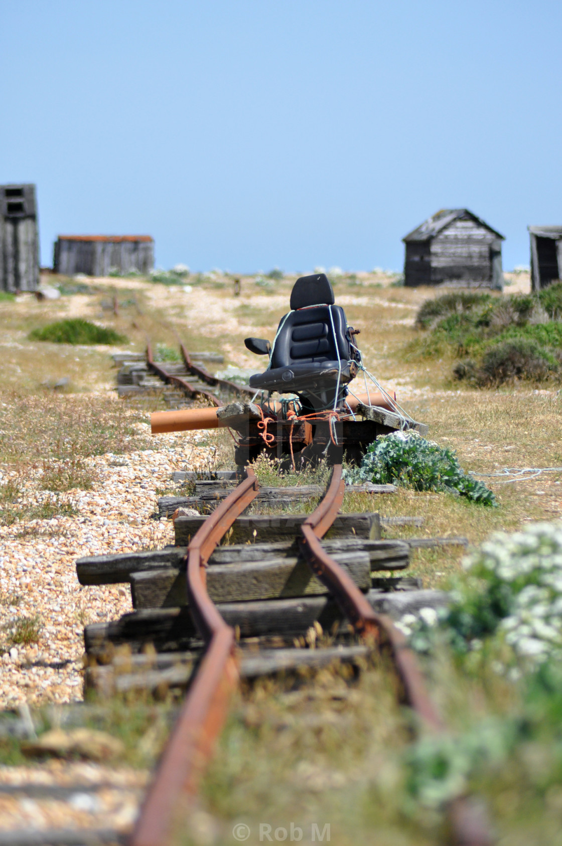 """Dungeness"" stock image"