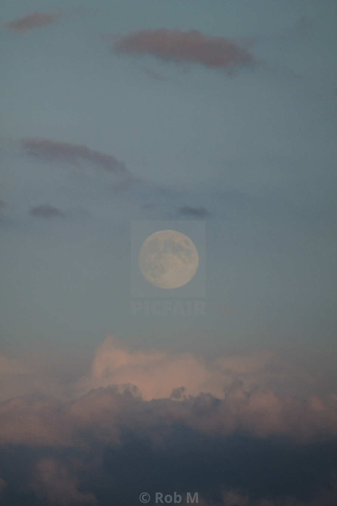 """""""That's not a Moon"""" stock image"""