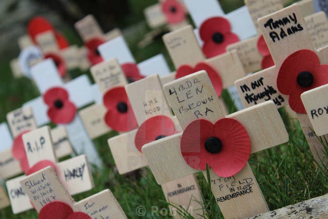 """Remembrance"" stock image"