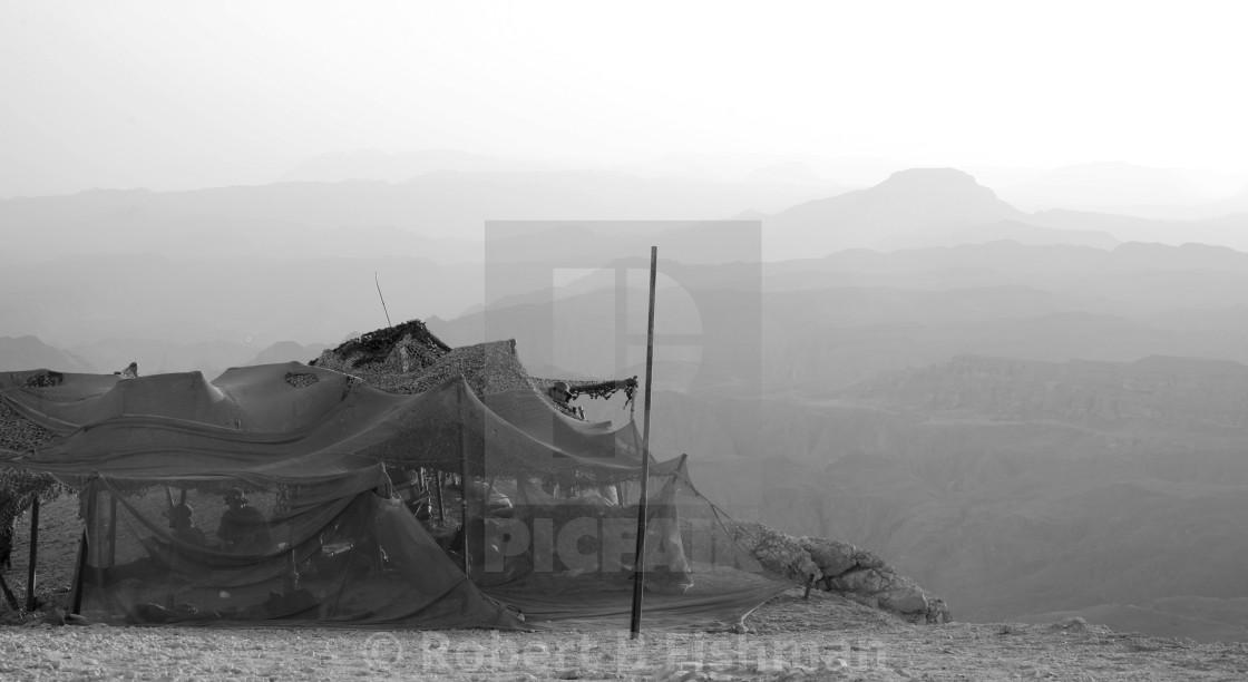 """""""Negev-Desert"""" stock image"""