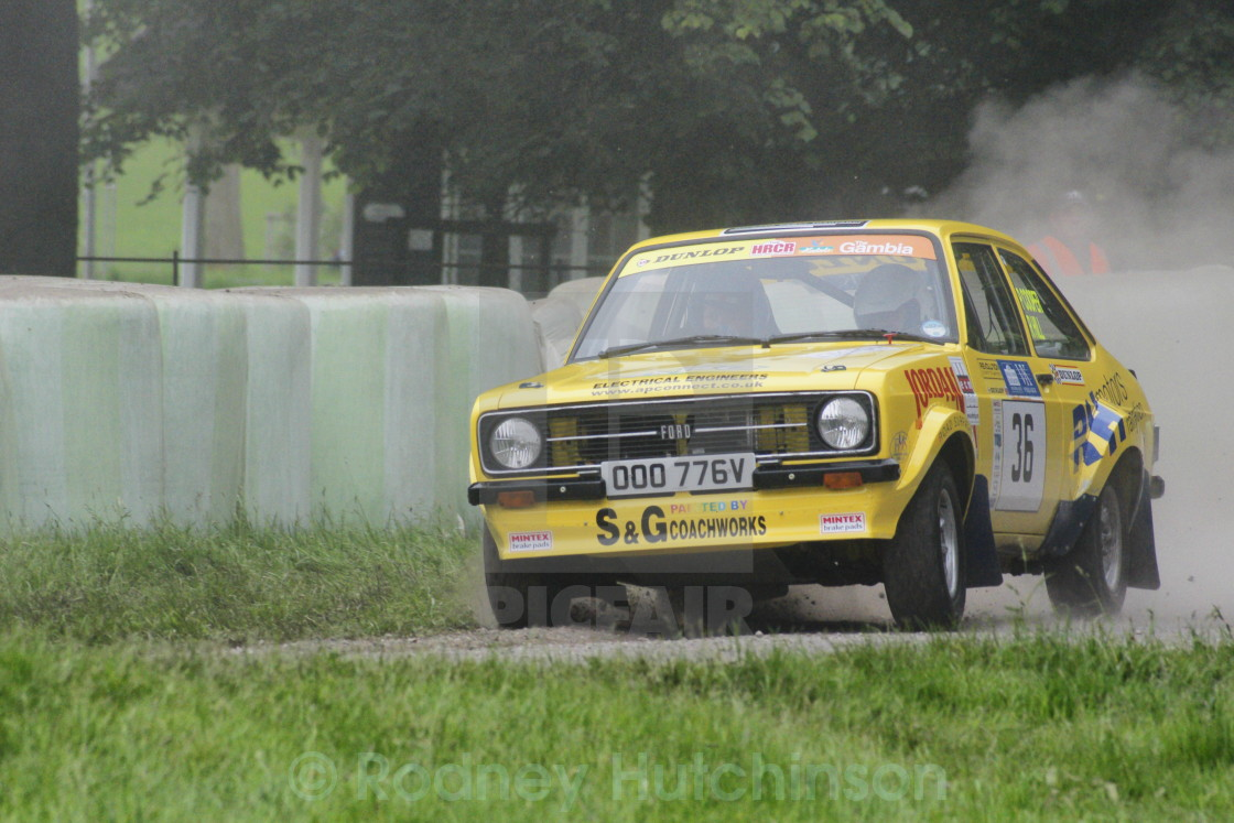 Ford Escort Mk2 rally car - License for £3.72 on Picfair