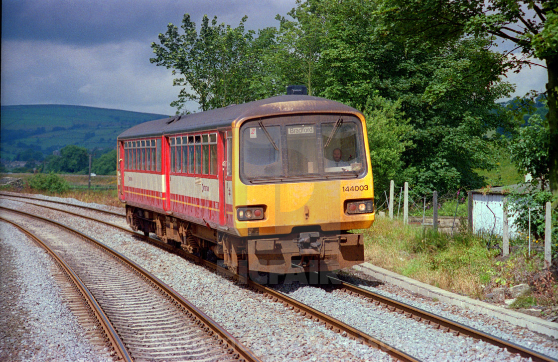 """Pacer class 144"" stock image"