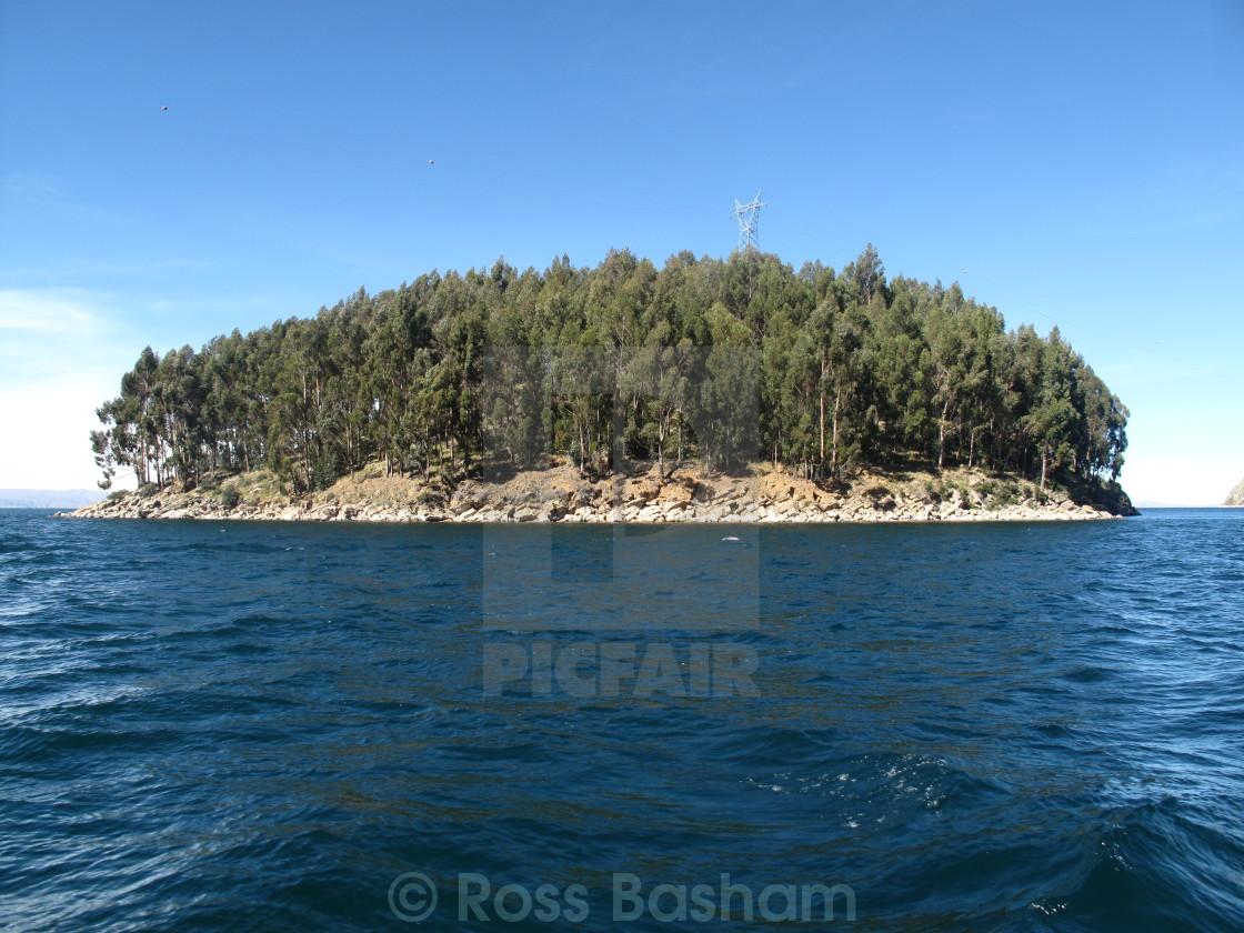 """Desert Island"" stock image"