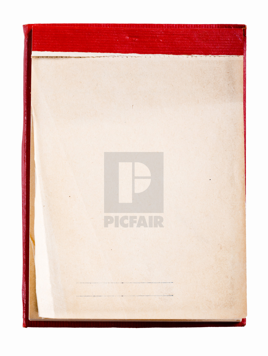 open blank page notebook old paper notepad license for 6 20 on