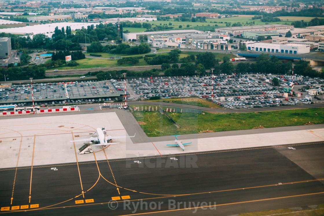 Aeroporto Orio : Aeroporto milano bergamo orio al serio passeggeri nel