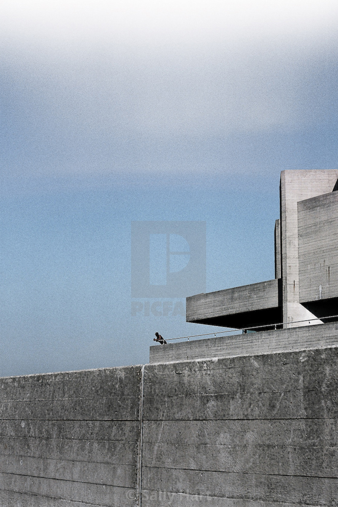 """National Theatre"" stock image"